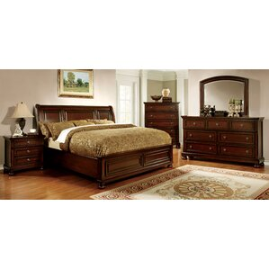 Barossa Platform Configurable Bedroom Set by Darby Home Co