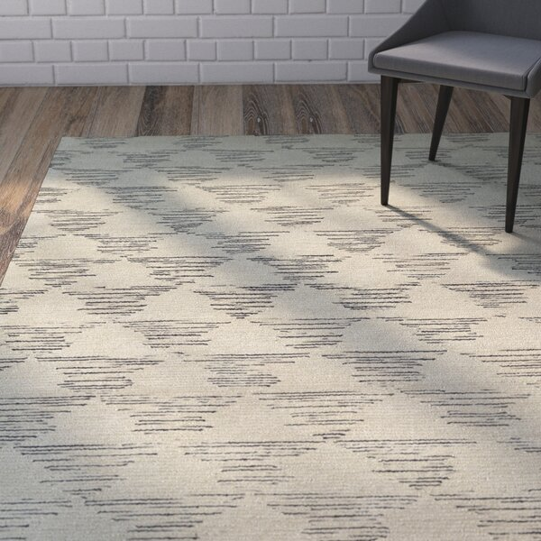Cilegon Handmade Mushroom Area Rug by Wrought Studio