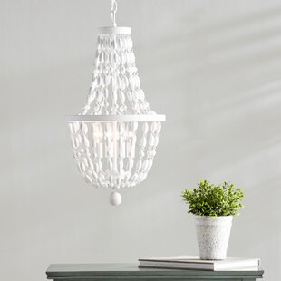 Best Reviews Faun 4-Light Empire Chandelier By Mistana