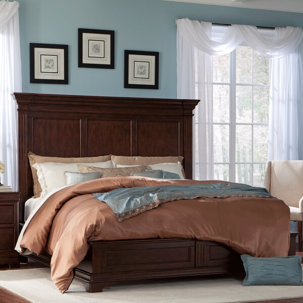 Provence Standard Bed by Cresent Furniture
