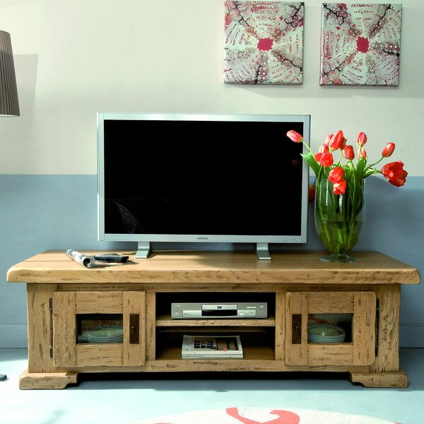 Okeefe Solid Wood TV Stand For TVs Up To 78