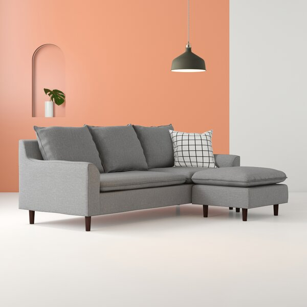 Maritza Reversible Modular Sectional by Hashtag Home