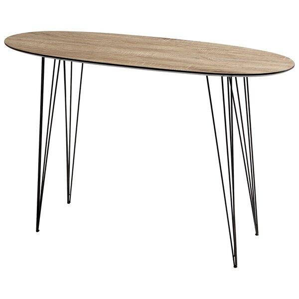 Lunar Landing Console Table By Cyan Design