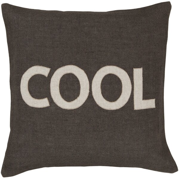 Allensbyly Cool Jute Throw Pillow by Ivy Bronx