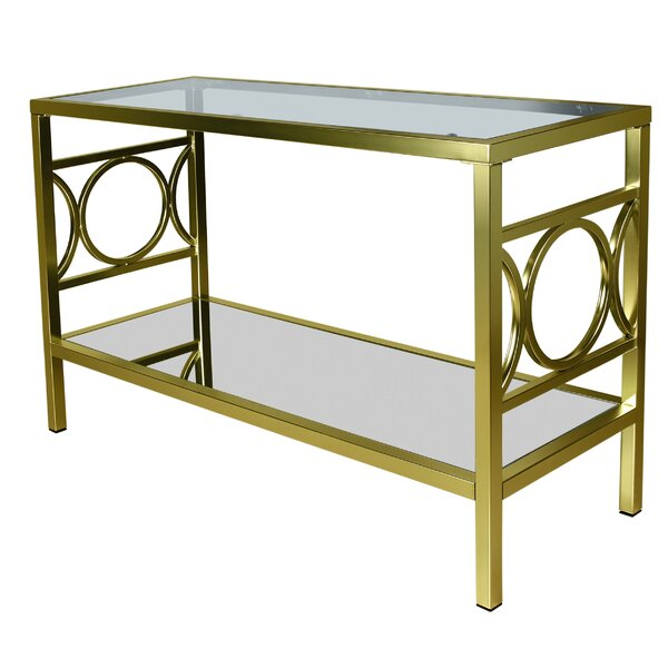 Sindy Console Table by Everly Quinn