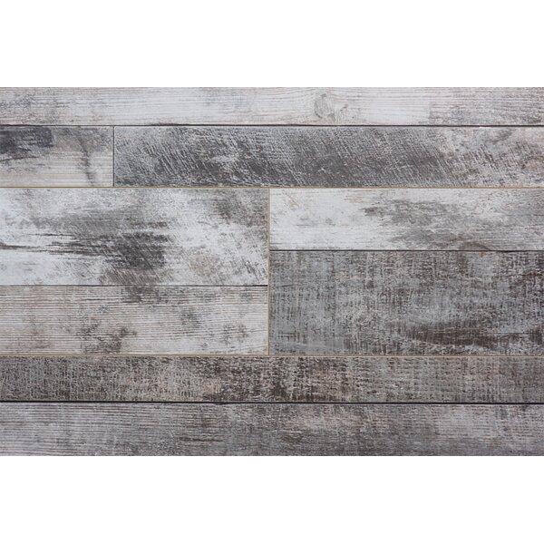 Barnwood Country 7.5 x 72 x 12.3mm Cedar Laminate Flooring by Serradon