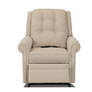 Ky Modern 3 Way Power Lift Assist Recliner Red Barrel Studio