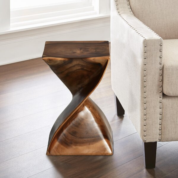 Noemi End Table by World Menagerie