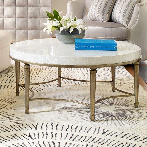 Aura Coffee Table by Cynthia Rowley