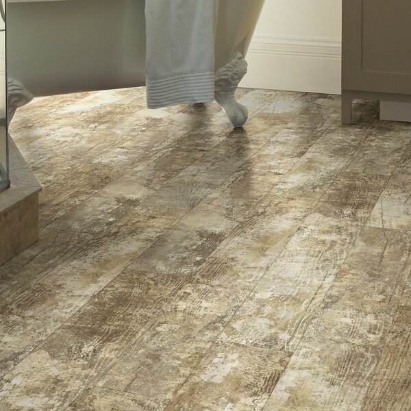 Stately Select 6 x 48 x 6.5mm Vinyl Plank in Intrigue by Shaw Floors