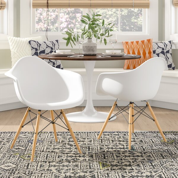 Brook Dining Chair (Set of 2) by Langley Street