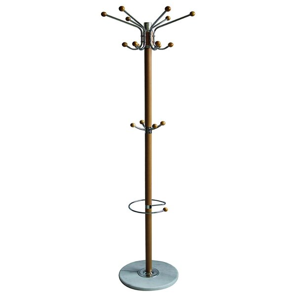 Groesbeck Coat Rack by Winston Porter