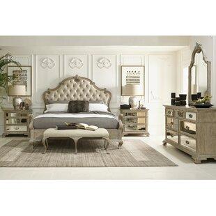 Mirrored Dressers You\'ll Love   Wayfair