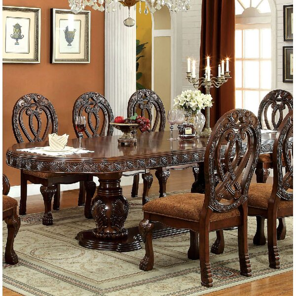 Belott Extendable Dining Table by Astoria Grand