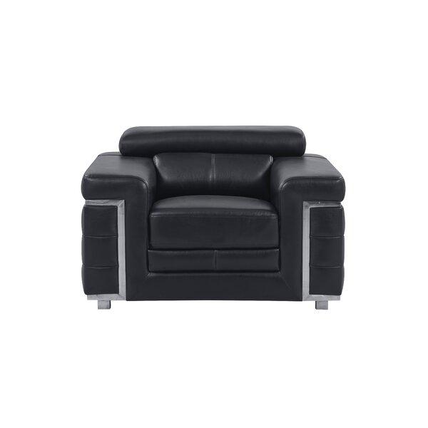 Stephenson Lounge Chair by Wade Logan