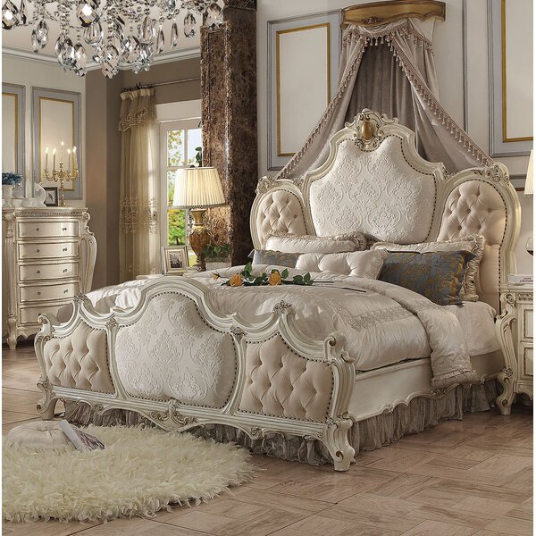 Curcio Upholstered Standard Bed by Astoria Grand