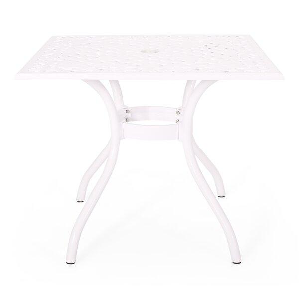 Nasir Dining Table by Fleur De Lis Living