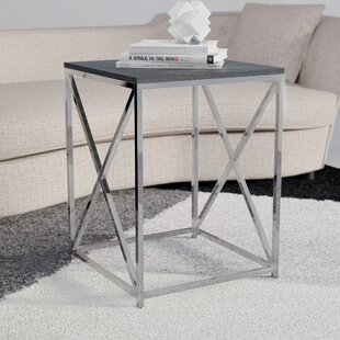 Affordable Price Carrollton End Table By Zipcode Design
