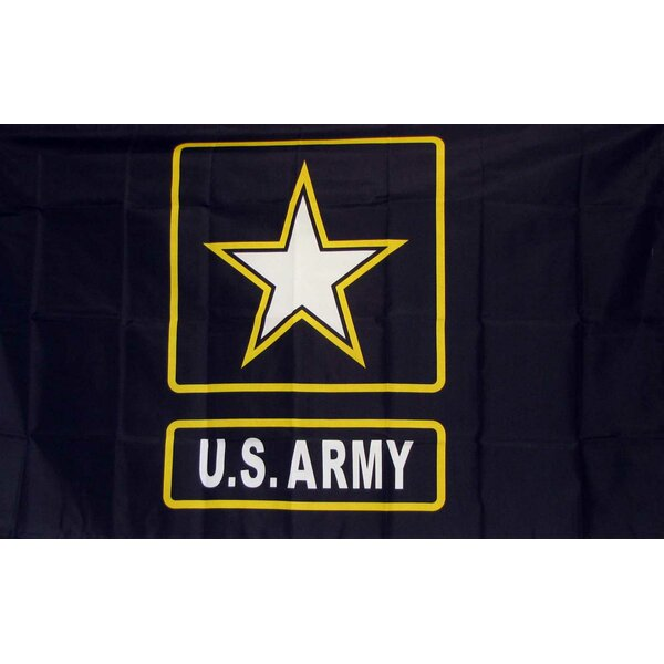 American Army Star Nylon 3 x 5 ft. House Flag by NeoPlex