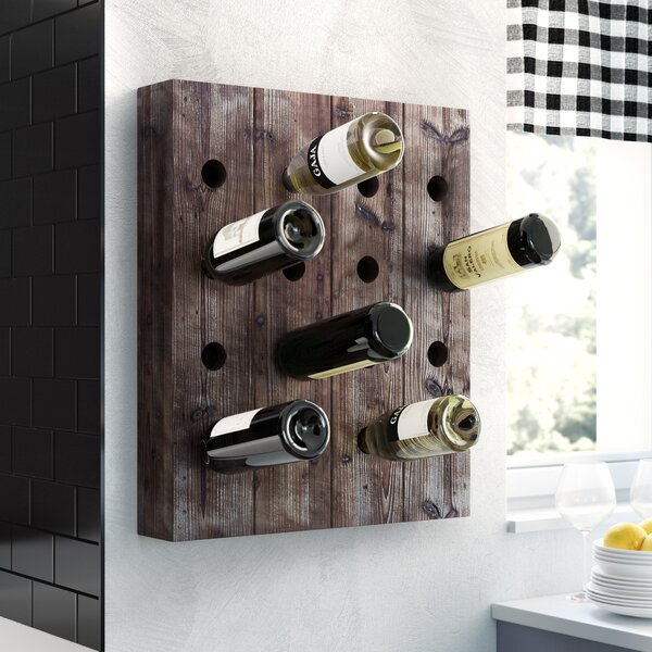 Pavo 16 Bottle Hanging Wine Rack by Laurel Foundry Modern Farmhouse