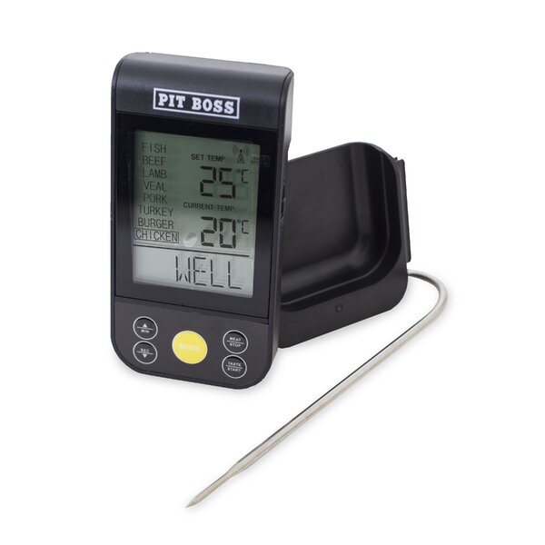 Remote Grill Thermometer by Pit Boss