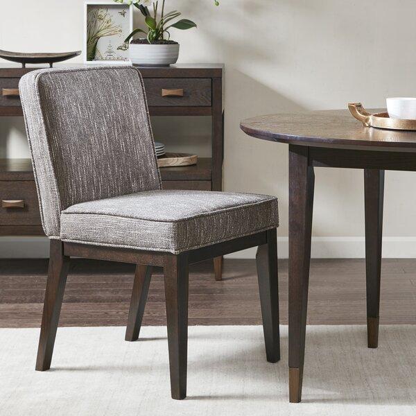 Duren Upholstered Dining Chair (Set of 2) by Corrigan Studio
