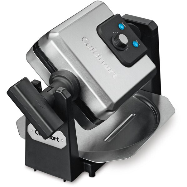 Rotating Square Belgian Waffle Maker by Cuisinart