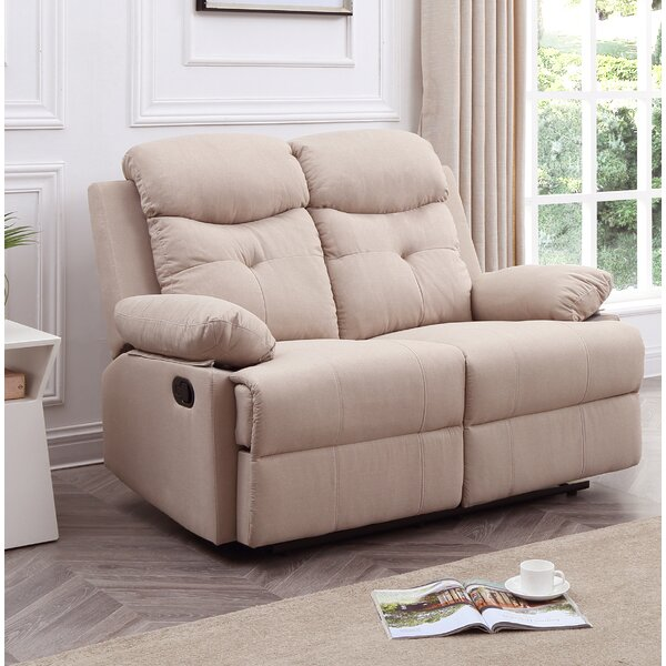 Holiday Shop Hackleburg Reclining Loveseat by Latitude Run by Latitude Run