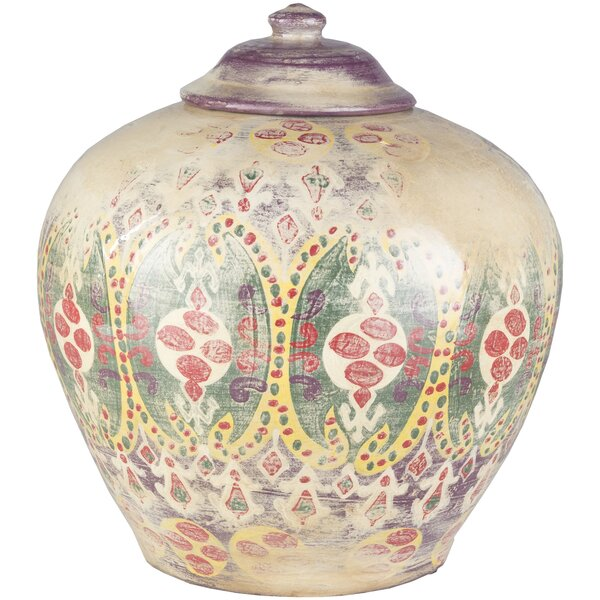 Fullmer Jar by Astoria Grand