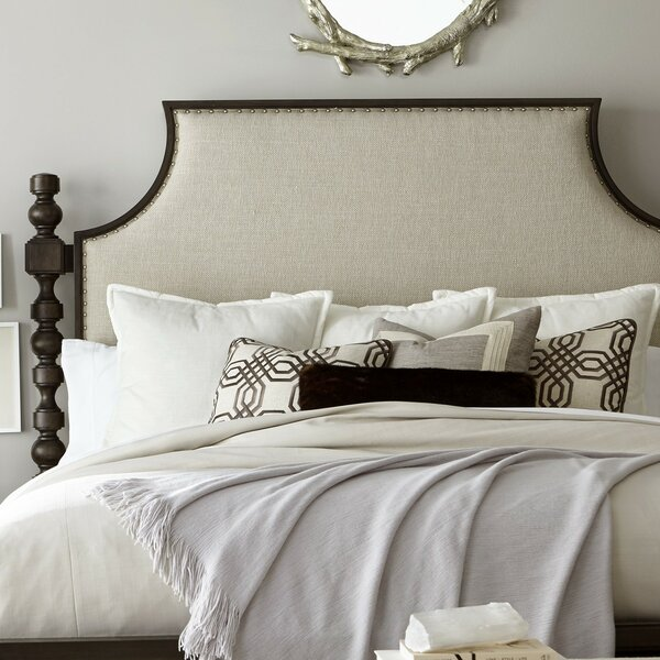 Aughalish Upholstered Panel Headboard by Darby Home Co