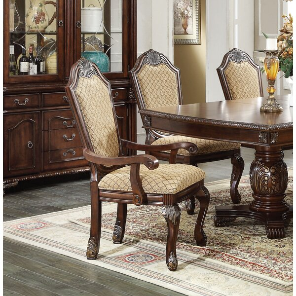 Liam Upholstered Dining Chair (Set of 2) by Astoria Grand