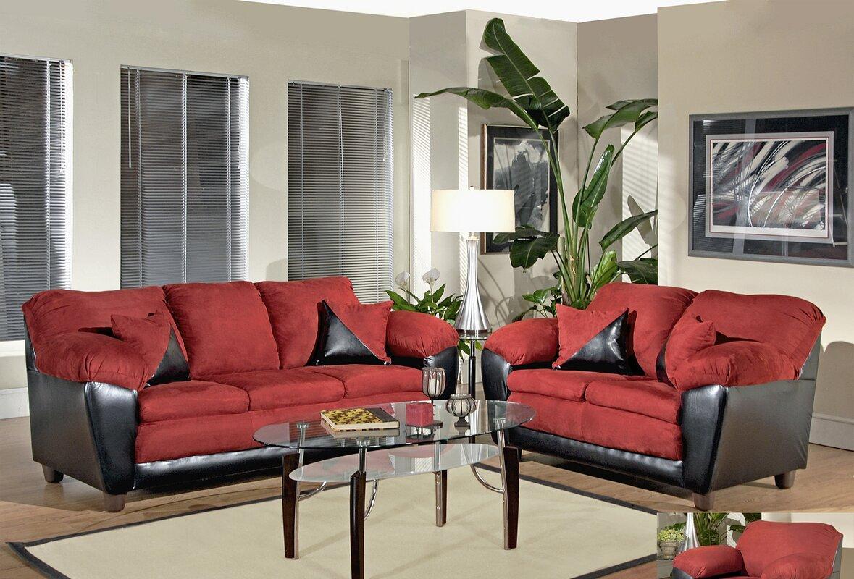 Piedmont Furniture Brooklyn Configurable Living Room Set Reviews