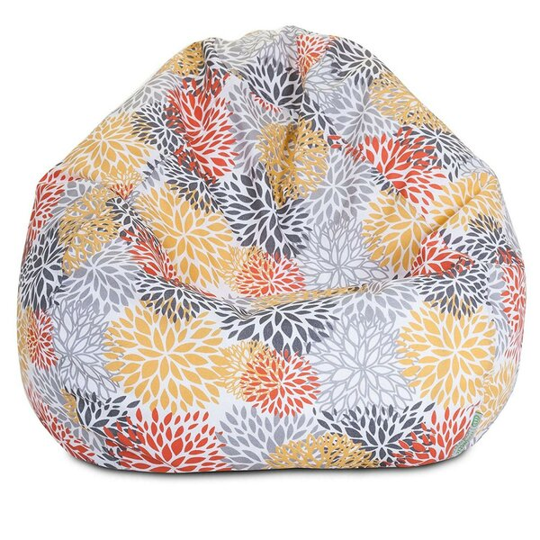 Blooms Standard Outdoor Friendly Bean Bag Chair By Majestic Home Goods