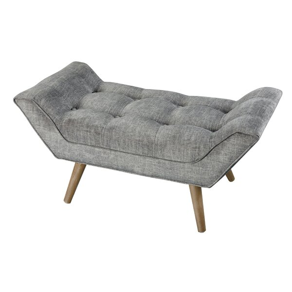 Odyssey Upholstered Bench by Corrigan Studio