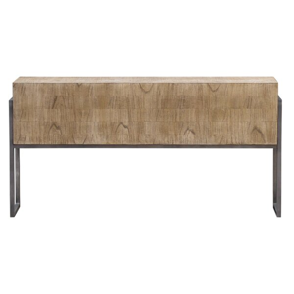 Thomasina Contemporary Sofa Console Table By Gracie Oaks