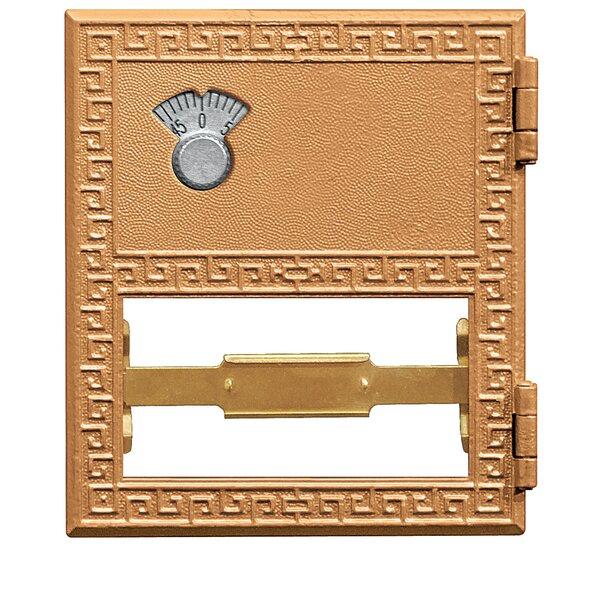 Brass Mailboxes Replacement Door by Salsbury Industries