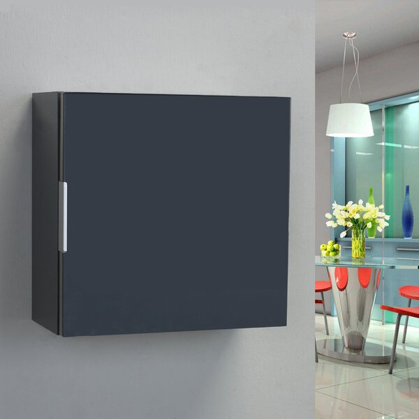 Carys 14 W x 13.75 H Wall Mounted Cabinet by Orren Ellis