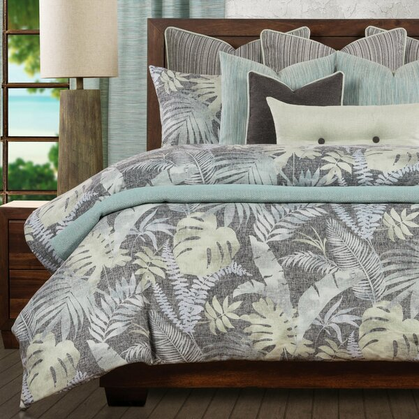 La Havana Tropical Supreme Duvet Cover & Insert Set