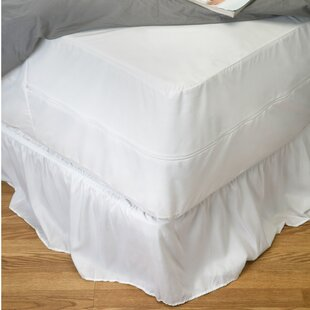 Affordable Sanitized Waterproof Mattress Protector By Alwyn Home
