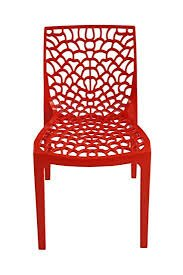 Oliphant Stacking Patio Dining Chair by Wrought Studio