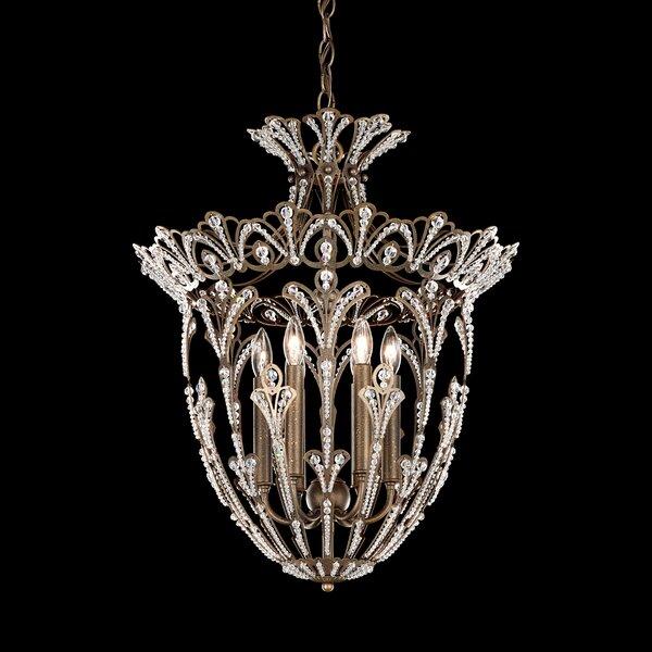 Rivendell 6-Light Crystal Chandelier by Schonbek