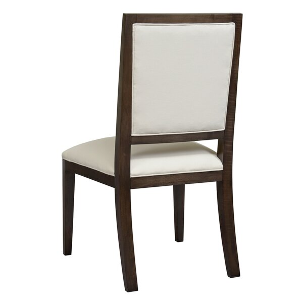 Manhattan Upholstered Dining Chair by Duralee Furniture