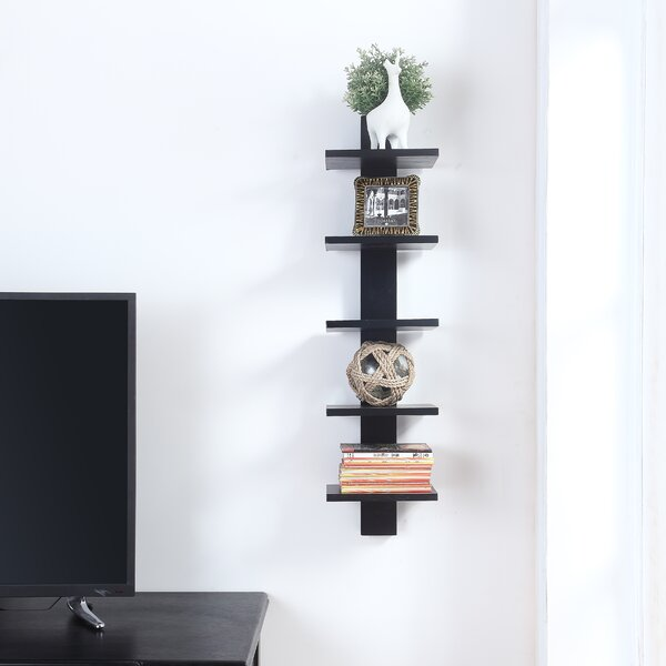 Waverley Etagere Bookcase by Latitude Run
