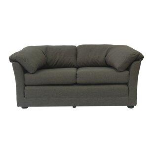 Cozy Ultra Lightweight Sleeper Sofa by Fox Hill Trading