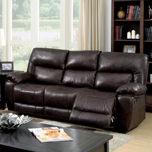 Boone Reclining Sofa by Hokku Designs