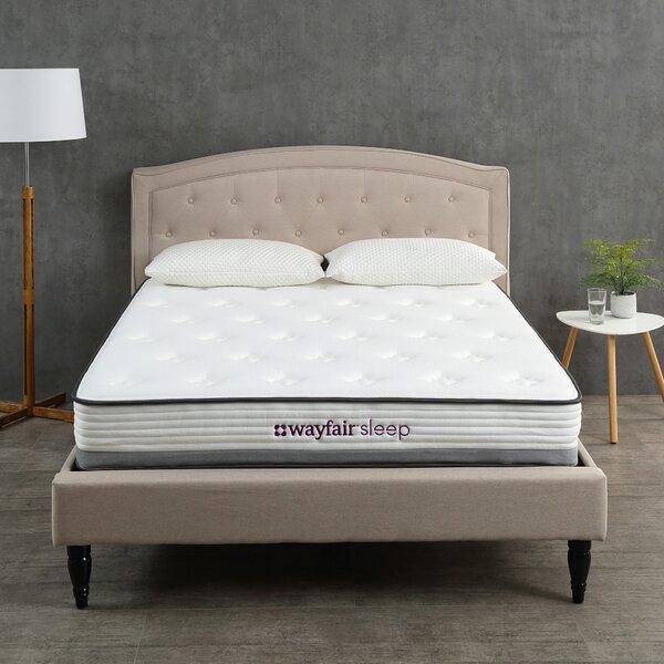 Wayfair Sleep 9 Medium Hybrid Mattress by Wayfair Sleep™