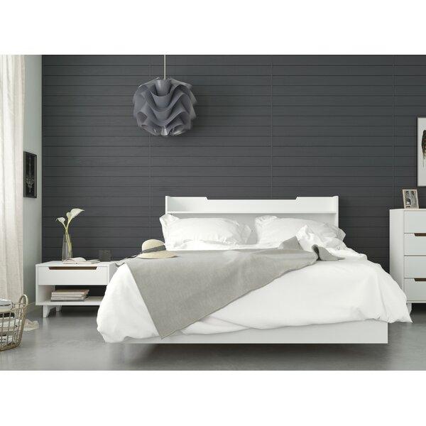 Shona Platform 3 Piece Bedroom Set by Ebern Designs