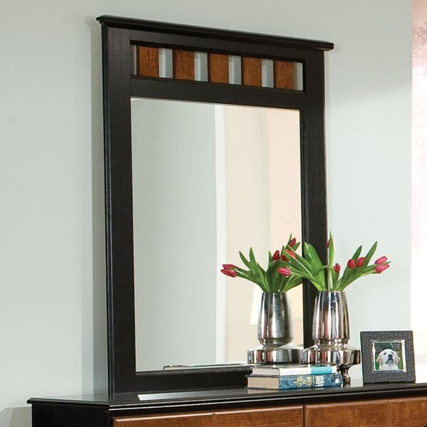 Postma Rectangular Dresser Mirror by Loon Peak