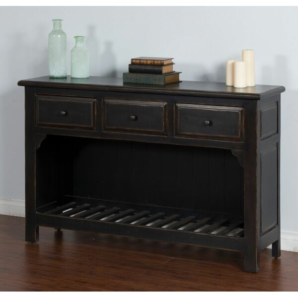 Nadia Console Table by August Grove