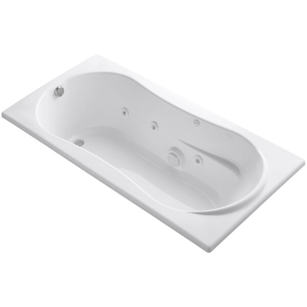 Proflex 72 x 36 Whirlpool Bathtub by Kohler
